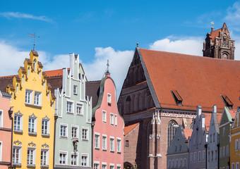 Landshut Altstadt