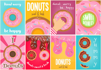 Donuts posters