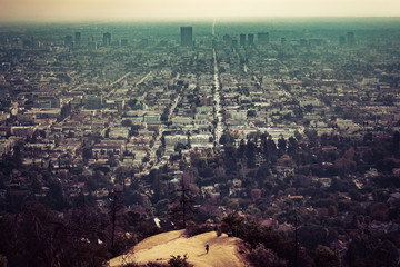 Griffith Observatory Viewpoint