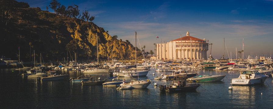 Catalina Casino Panorama