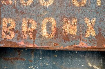 Rusty Bronx
