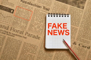 FAKE NEWS / フェイクニュース