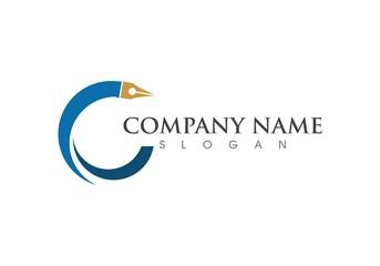 pen Logo template