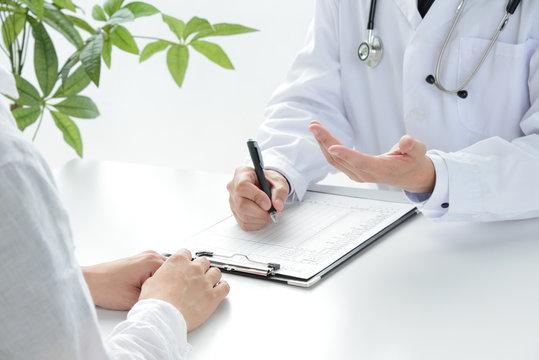医療の現場―問診