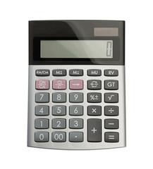 Electronc Calculator Isolated