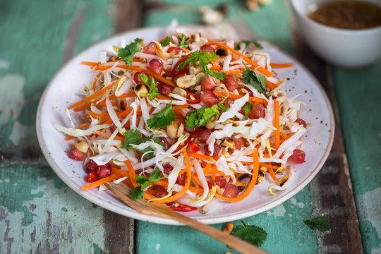 Salade Coleslow pour l'été