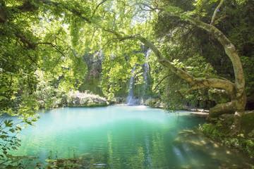 Turkey Antalya Kursunlu Waterfall