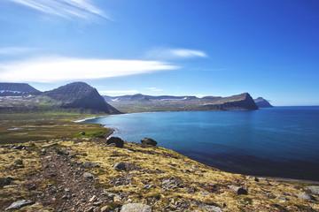 Hornstrandir Nature Reserve, West Iceland