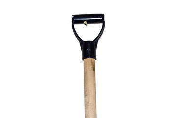 shovel isolated on white background