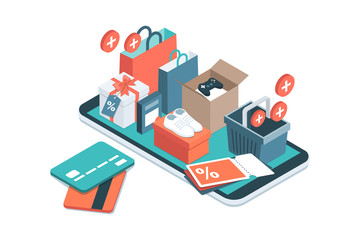 Online shopping app