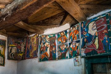 Äthiopien - Tempel von Yeha