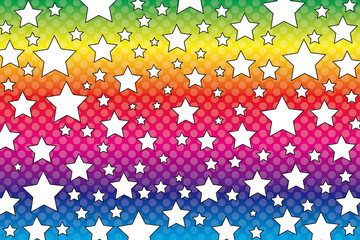 背景素材壁紙,星屑,水玉模様,キラキラ,光,輝き,煌めき,ラッピング,包装紙,天国,希望,幸福,喜び