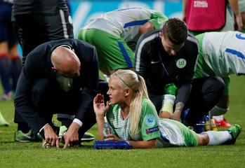 Women's Champions League Final - Olympique Lyonnais vs VfL Wolfsburg