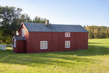 Old fishing farmhouse