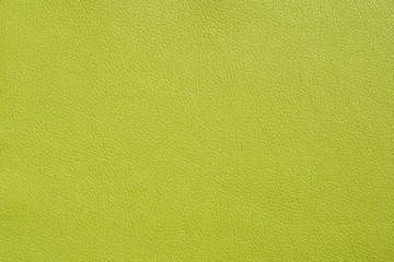 Artificial leather yellow-green texture