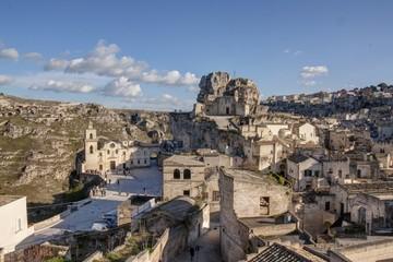 Matera Sassi Basilicata Italy