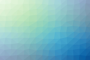 The random Color Triangle Background vector illustrator