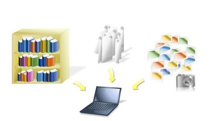 紙の情報をデータ化して効率化