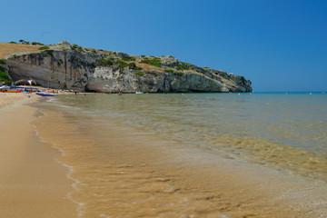 Plaża Włochy Gargano