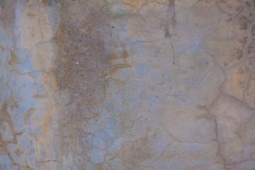 Fotobehang Oude vuile getextureerde muur texture surface wall material grey