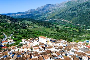 Jimera de Libar, Andalusia, Spain