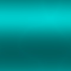 Cyan gradient light and dark blue seamless empty background