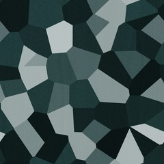Grey polygonal abstract seamless background texture