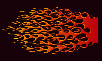 Bright Flames