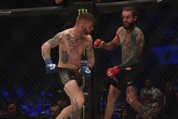 MMA: Bellator 200 - Aaron Chalmers vs Ash Griffiths