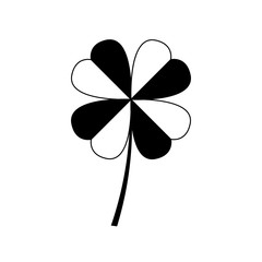 leaf clover icon