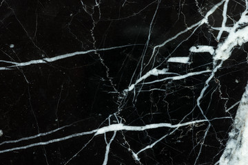 black marble texture pattern background