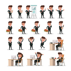 business people concept design