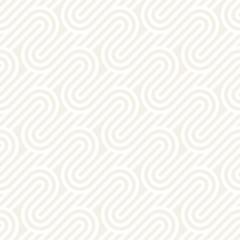 Vector seamless subtle lattice pattern. Modern stylish texture with monochrome trellis. Repeating geometric grid. Simple design background.