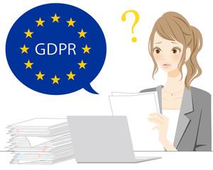 EU一般データ保護規則 質問