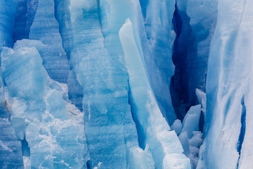 Photo sur Plexiglas Glaciers Ice field of the Grey Glacier