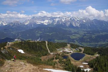 Steiermark, Gipfelkreuz, Reiteralm