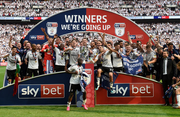 Championship Play-Off Final - Fulham vs Aston Villa