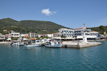 Greece, greek marina