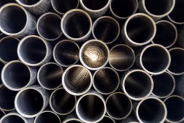 long pvc pipe