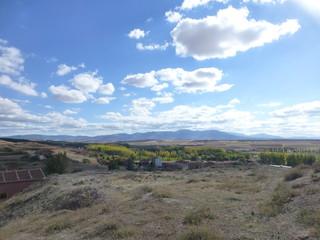 Ayllón, municipio y villa de la zona nordeste de la provincia de Segovia, Comunidad Autónoma de Castilla y León