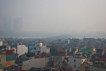 Hanoi Skyline, Vietnam