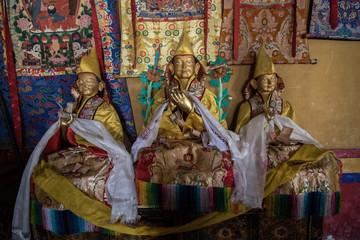 Monastery at Leh Ladakh Region