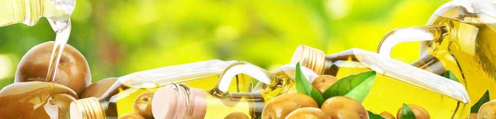 Olive oil from your favorite garden