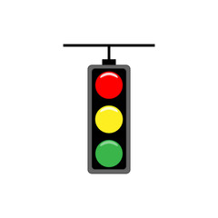 Stoplight sign