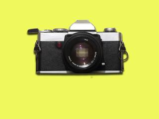 cámara análoga