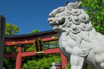 気比神社大鳥居/福井県敦賀市