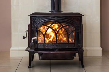 Goat stove, fireplace