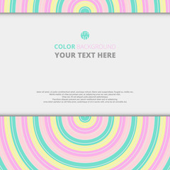 Abstract background of sweet color with free space for placing text background, illustration vector eps10