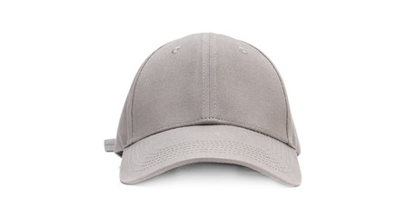 Cap on white background.