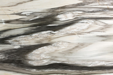 Fotobehang Marmer Light marble background for your new project.